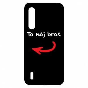 Etui na Xiaomi Mi9 Lite To mój brat