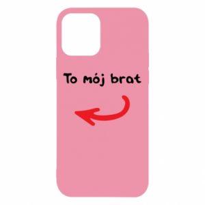 Etui na iPhone 12/12 Pro To mój brat