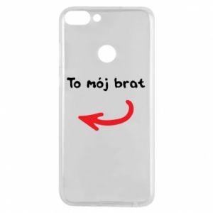 Etui na Huawei P Smart To mój brat