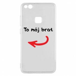 Etui na Huawei P10 Lite To mój brat
