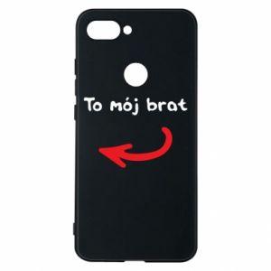 Etui na Xiaomi Mi8 Lite To mój brat