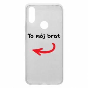 Etui na Xiaomi Redmi 7 To mój brat