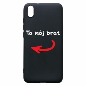 Etui na Xiaomi Redmi 7A To mój brat
