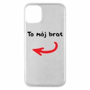 Etui na iPhone 11 Pro To mój brat