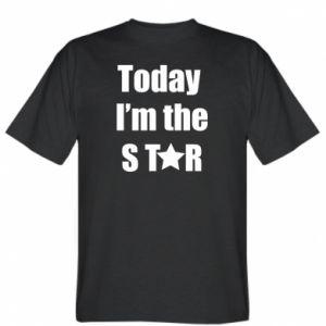 Koszulka Today I'm the STАR