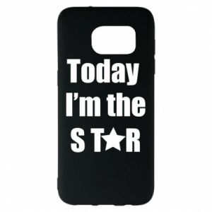 Samsung S7 EDGE Case Today I'm the STАR