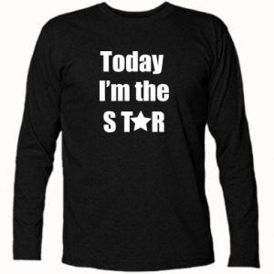 Koszulka z długim rękawem Today I'm the STАR