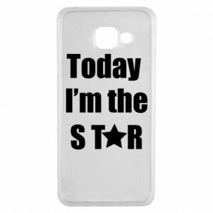 Samsung A3 2016 Case Today I'm the STАR