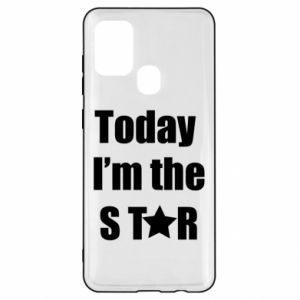 Samsung A21s Case Today I'm the STАR