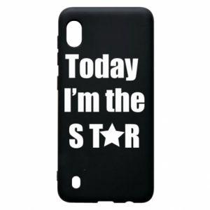 Samsung A10 Case Today I'm the STАR