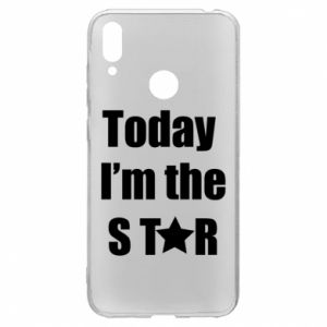 Huawei Y7 2019 Case Today I'm the STАR