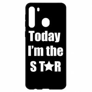 Samsung A21 Case Today I'm the STАR