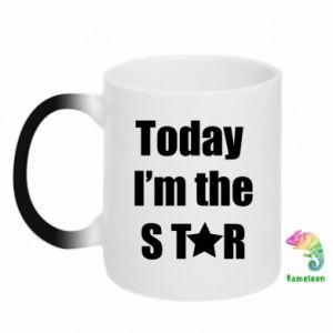 Magic mugs Today I'm the STАR