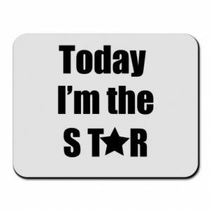 Podkładka pod mysz Today I'm the STАR