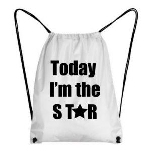 Plecak-worek Today I'm the STАR