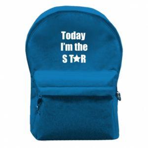 Plecak z przednią kieszenią Today I'm the STАR