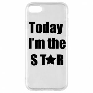 Etui na iPhone 7 Today I'm the STАR