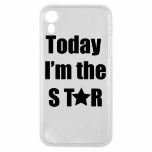 Etui na iPhone XR Today I'm the STАR