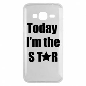Etui na Samsung J3 2016 Today I'm the STАR
