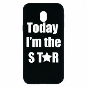 Etui na Samsung J3 2017 Today I'm the STАR