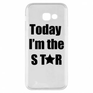 Etui na Samsung A5 2017 Today I'm the STАR
