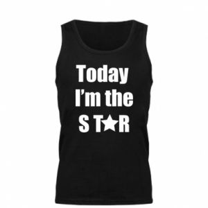 Męska koszulka Today I'm the STАR