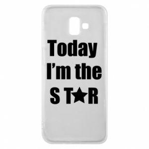 Etui na Samsung J6 Plus 2018 Today I'm the STАR
