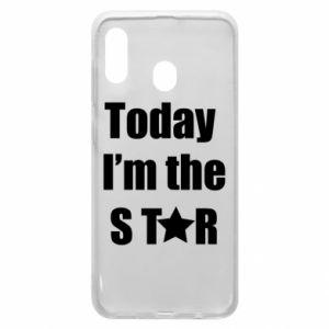 Etui na Samsung A20 Today I'm the STАR