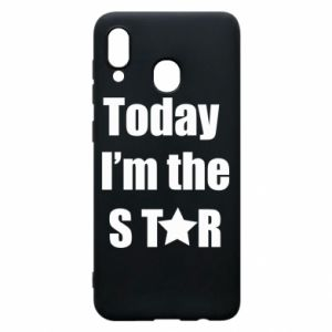 Etui na Samsung A30 Today I'm the STАR