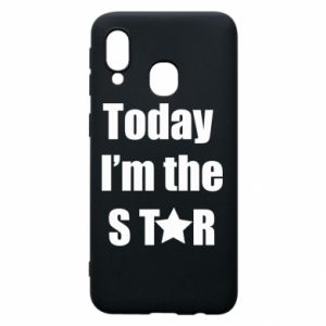Etui na Samsung A40 Today I'm the STАR
