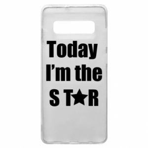 Etui na Samsung S10+ Today I'm the STАR