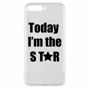Etui na Huawei Y6 2018 Today I'm the STАR