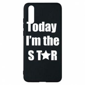 Etui na Huawei P20 Today I'm the STАR