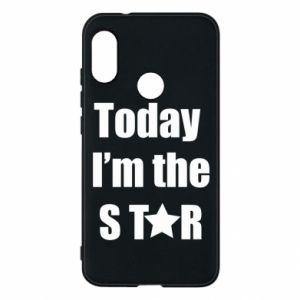 Etui na Mi A2 Lite Today I'm the STАR