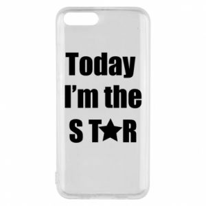Etui na Xiaomi Mi6 Today I'm the STАR