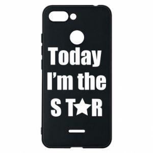 Etui na Xiaomi Redmi 6 Today I'm the STАR