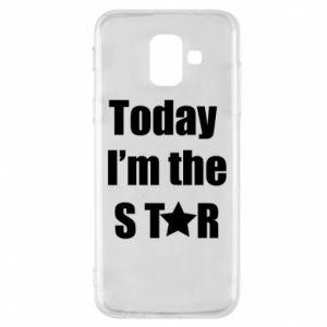 Etui na Samsung A6 2018 Today I'm the STАR