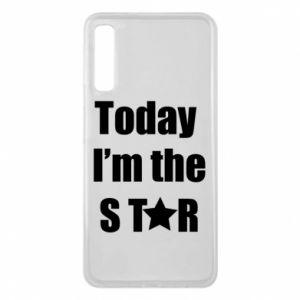 Etui na Samsung A7 2018 Today I'm the STАR