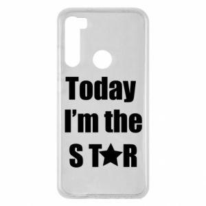 Xiaomi Redmi Note 8 Case Today I'm the STАR