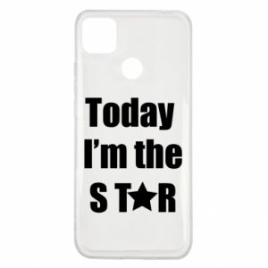 Xiaomi Redmi 9c Case Today I'm the STАR