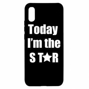Xiaomi Redmi 9a Case Today I'm the STАR
