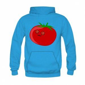 Kid's hoodie Tomato
