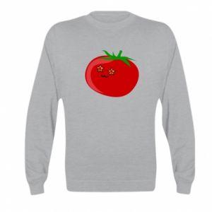 Kid's sweatshirt Tomato