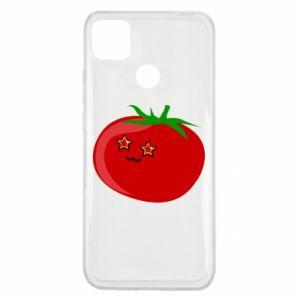 Xiaomi Redmi 9c Case Tomato