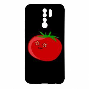 Xiaomi Redmi 9 Case Tomato