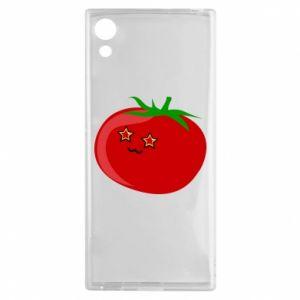 Sony Xperia XA1 Case Tomato