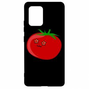 Samsung S10 Lite Case Tomato