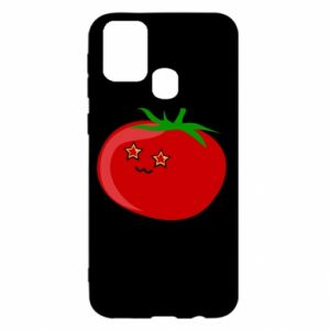 Samsung M31 Case Tomato