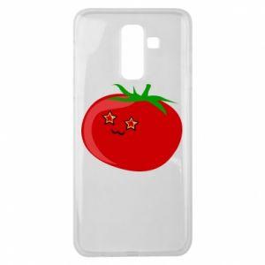 Samsung J8 2018 Case Tomato
