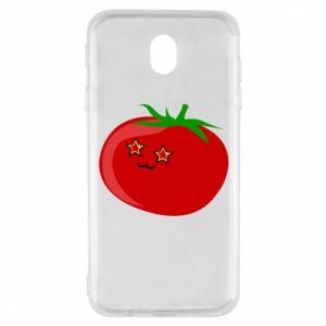 Samsung J7 2017 Case Tomato